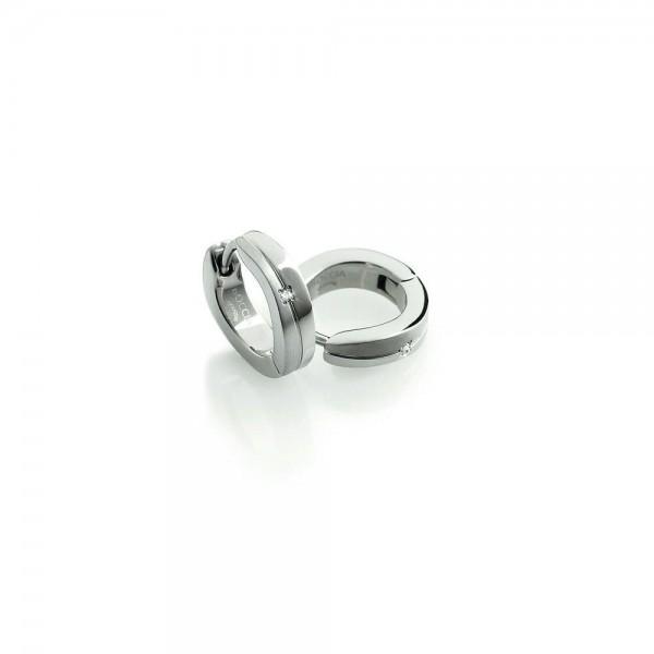 Boccia Titanium Creolen 0563-03 diamant