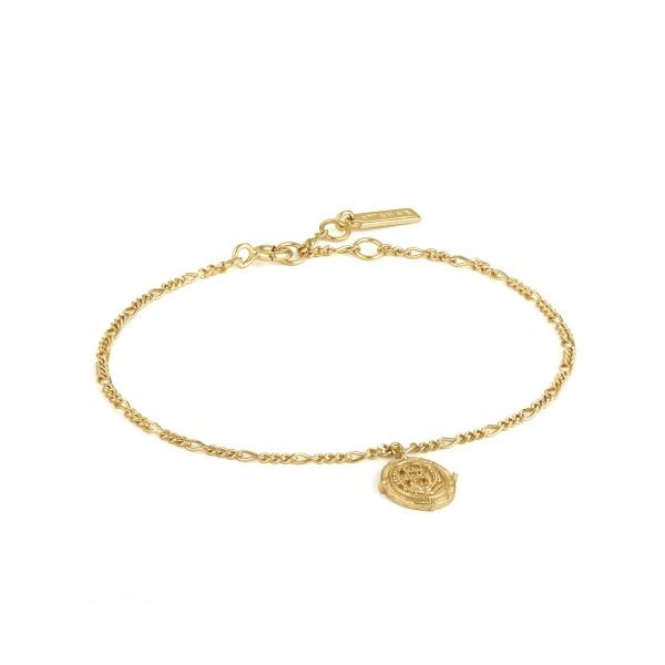 Ania Haie Armband B020-02G Goudkleurig
