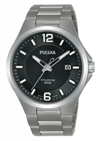 Pulsar Titanium Herenhorloge PS9613X1