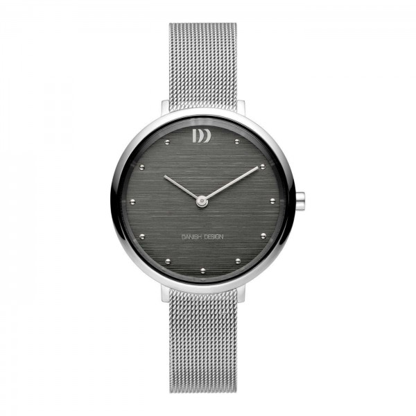 Danish Design IV68Q1218 dameshorloge Rosé 33mm