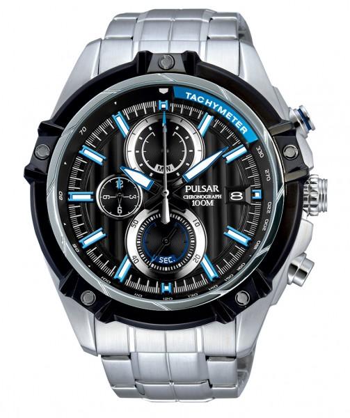Pulsar herenhorloge PV6003X1 Chronograaf 48mm
