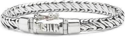 SILK Jewellery Shiva Armband Zilver 19cm
