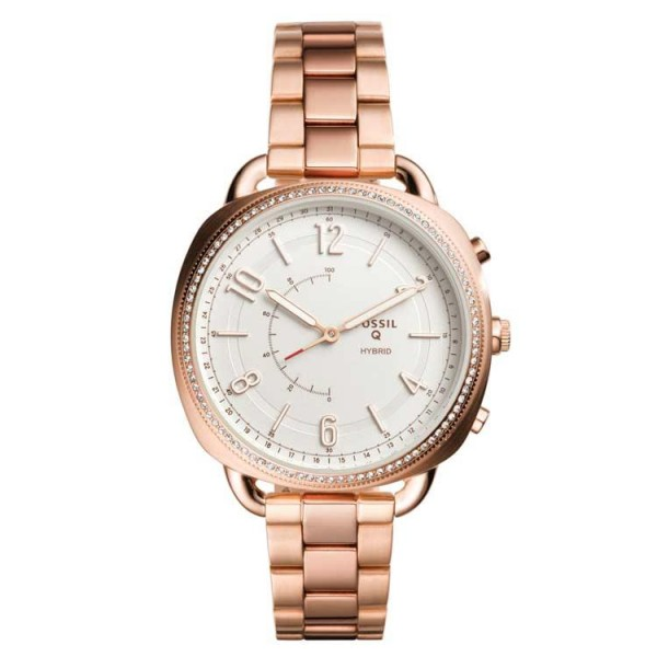 Fossil Q Accomplice Hybrid Smartwatch Dames FTW1208
