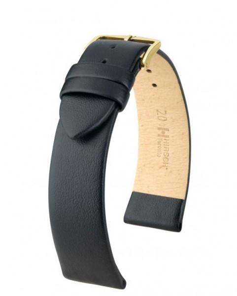 Hirsch - Horlogeband Toronto M 08mm Zwart