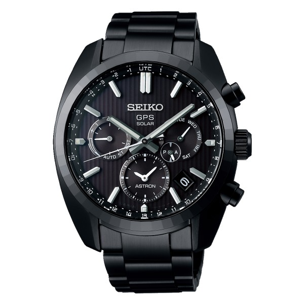 Seiko Astron All Black Limited Edition - SSH023J1