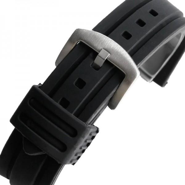 Horlogeband SILICOON 24mm bandbreedte