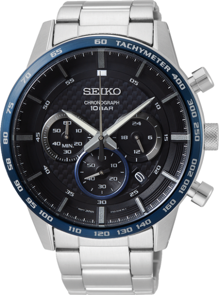 Seiko Herenhorloge - SSB357P1