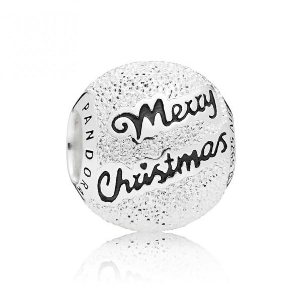 Pandora Bedel Merry Christmas 797524EN16 Zilver Zirkonia