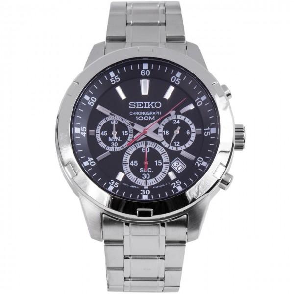 Seiko herenhorloge SKS605P1 Chronograaf