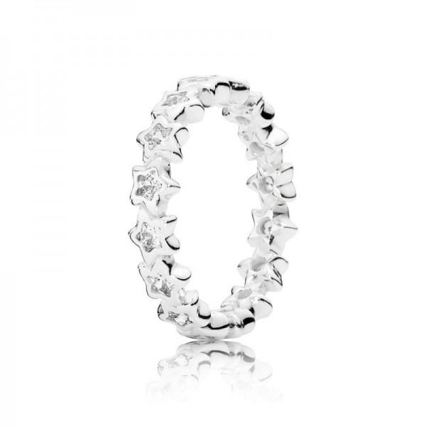Pandora SALE 190974CZ maat 17,25(54) ring