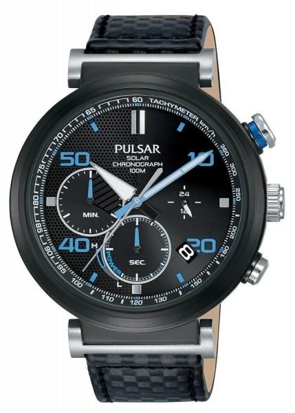 Pulsar Solar Chronograaf Herenhorloge PZ5067X1