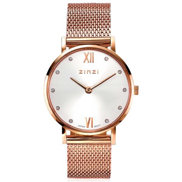 Zinzi Lady Crystal Horloge ZIW631M