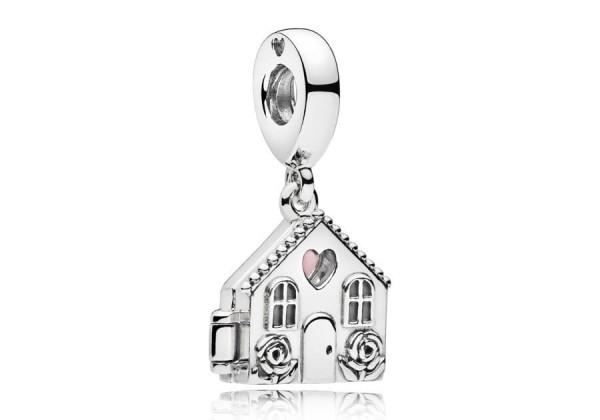 Pandora Moments Hangbedel Perfect Home 797056EN160