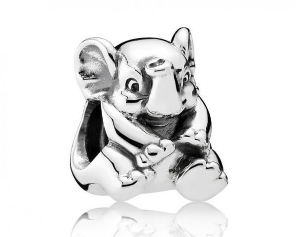 Pandora Bedel Dames Olifant 791902 Zilver