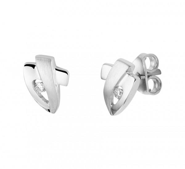 Zilveren Oorbellen - 1329152