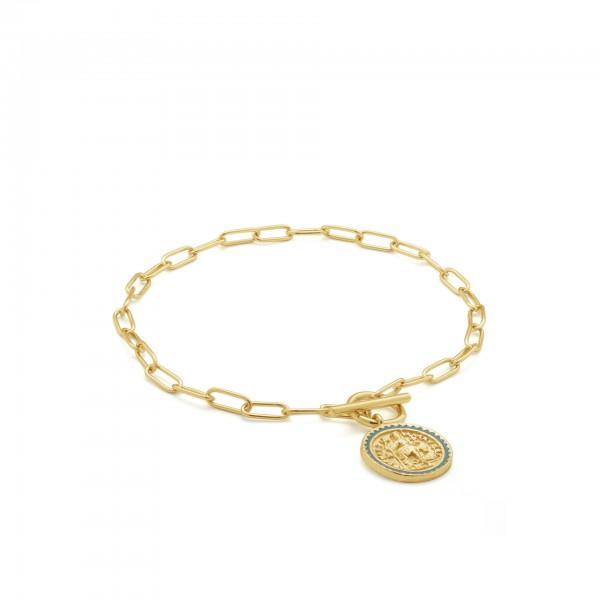 Ania Haie - Emperor T-Bar Armband B020-05G