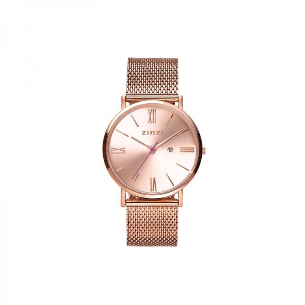 Zinzi Rosé Horloge 34 mm ZIW505M