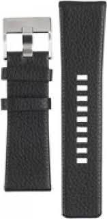 Diesel Horlogeband - Leer met Gesp - DZ1295