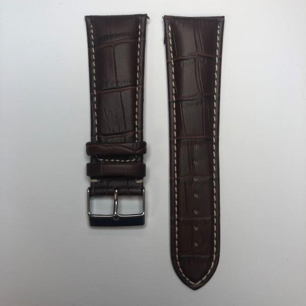 Remerko Horlogeband - Midden Bruin - 26mm