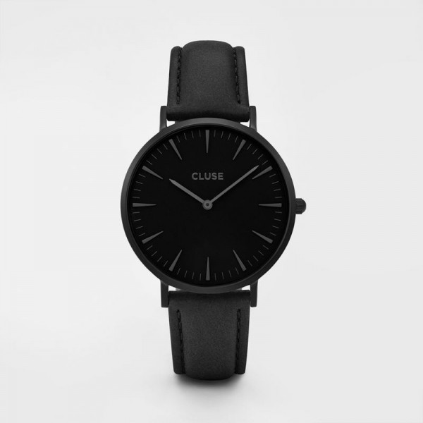 CLUSE LA BOHEME FULL BLACK 38MM HORLOGE CL18501