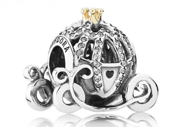 Pandora bedel Disney Assepoester 791573CZ