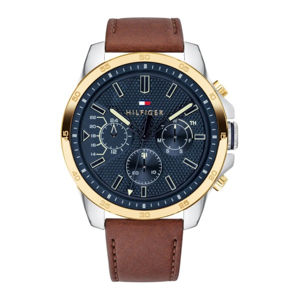Tommy Hilfiger Quartz Heren TH1791561 Analoog