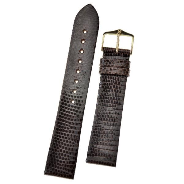 Hirsch Lizard Horlogeband 01766210-1-20