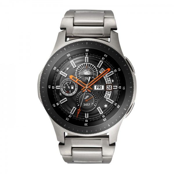 Samsung Galaxy Gear Smartwatch Heren SA.GASL Silver