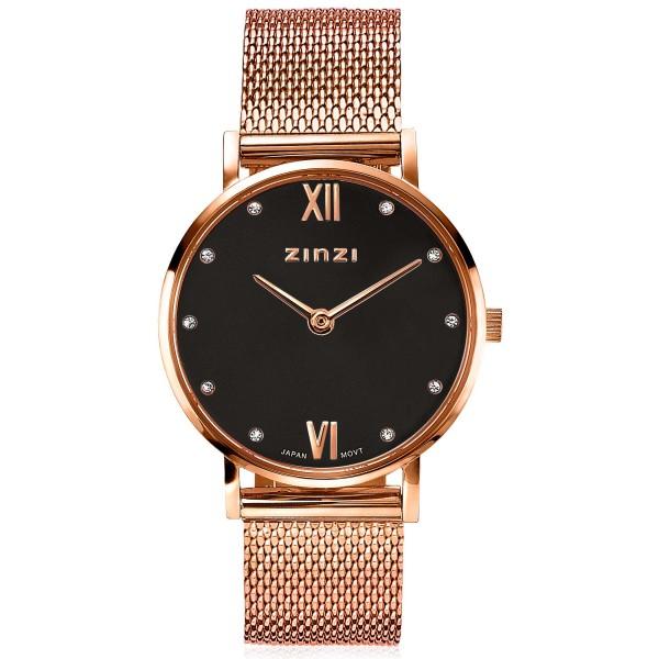 Zinzi Lady Crystal Horloge ZIW632M