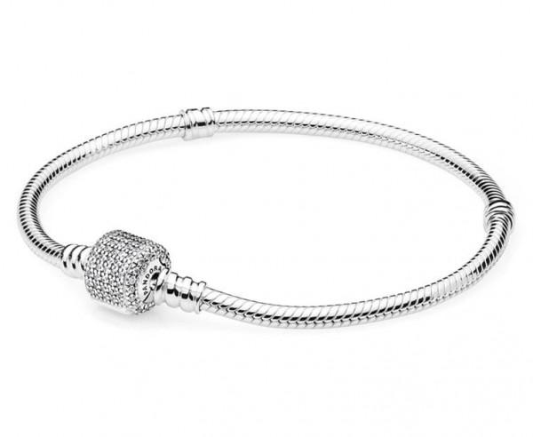 Pandora Moments Armband Zilver 590723CZ-18