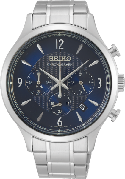 Seiko Herenhorloge - SSB339P1