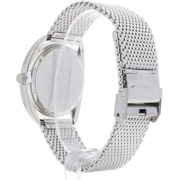 Breil Horlogeband Heren Mesh Staal TW1513/TW1529/TW1601 Zilverkleurig