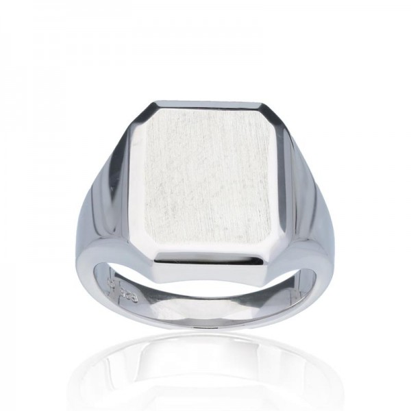 Herenring Zilver Massief 113.0094.64