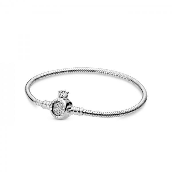 Pandora - Zilveren Armband // 598286CZ // 20cm lang