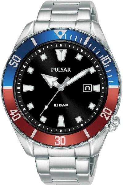 """Pulsar herenhorloge PG8305X1 """"Pepsi"""""""