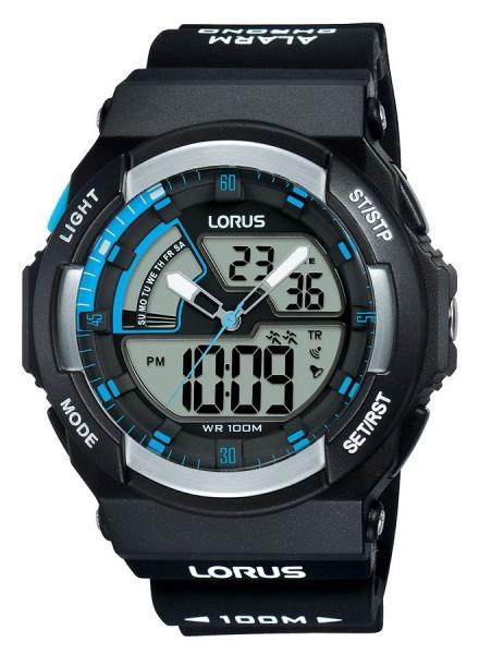 Lorus Digitaal Herenhorloge R2323MX9