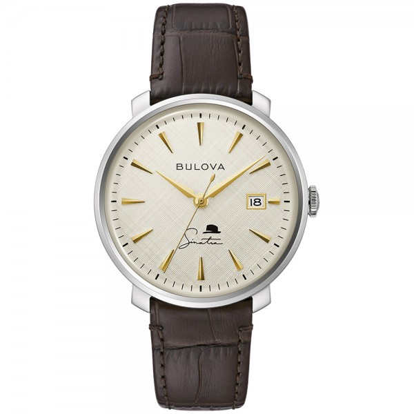 Bulova - Sinatra Horloge - 96B359