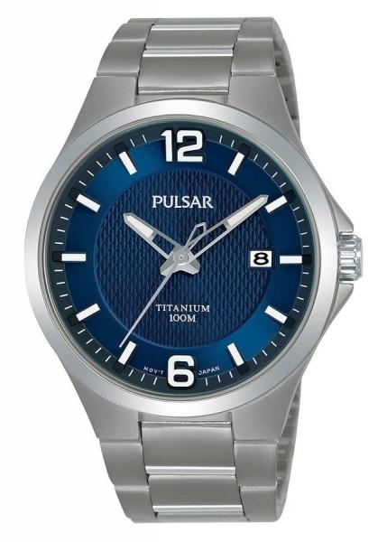 Pulsar Titanium Herenhorloge PS9611X1