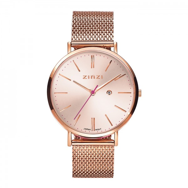 Zinzi Rose Horloge 38 mm ZIW405M