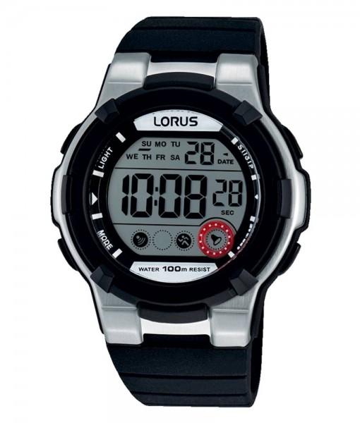 Lorus heren/jongens horloge R2353KX9 digitaal