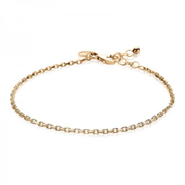 Zinzi Dames Armband ZIA1415R Zilver Roséverguld