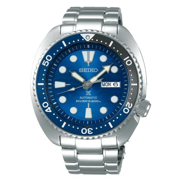 Seiko Prospex Automatic Herenhorloge SRPD21K1 Save The Ocean