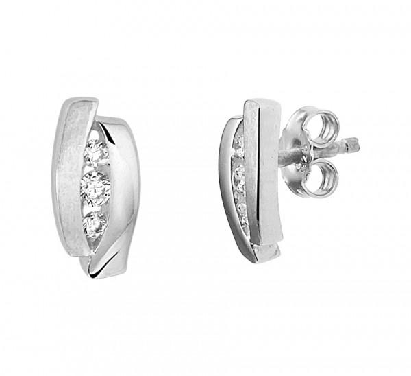 Zilveren Oorbellen - 1321605