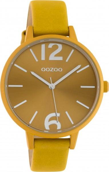 OOZOO Horloge Okergeel - C10440
