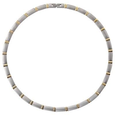 Boccia Collier 08028-02 Titanium 49cm