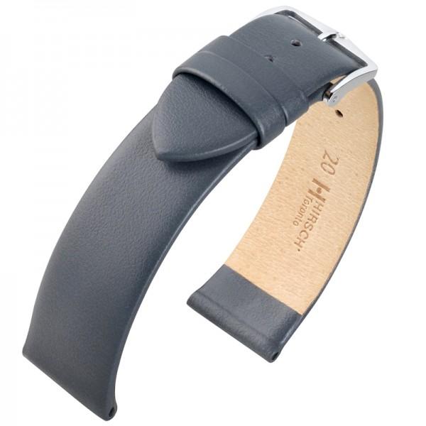 Hirsch horlogeband Toronto L 18mm Zwart