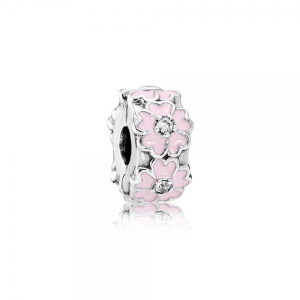 Pandora 791823EN68 clip - Roze Primula -