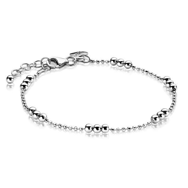 Zinzi Armband Dames Bolschakel ZIA1647 Zilver