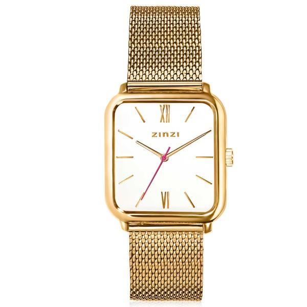 Zinzi Square Roman Horloge ZIW807M
