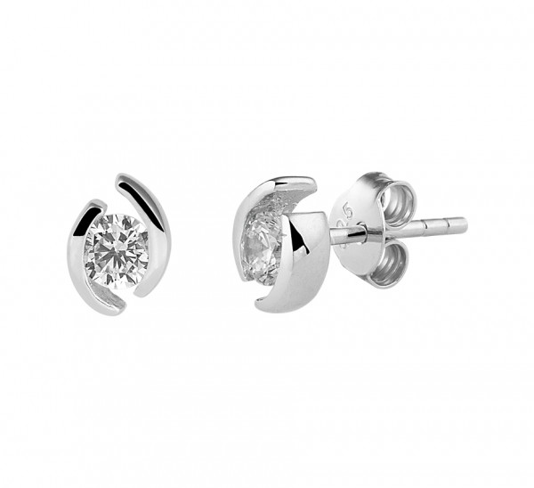 Zilveren Oorknoppen - 1311107